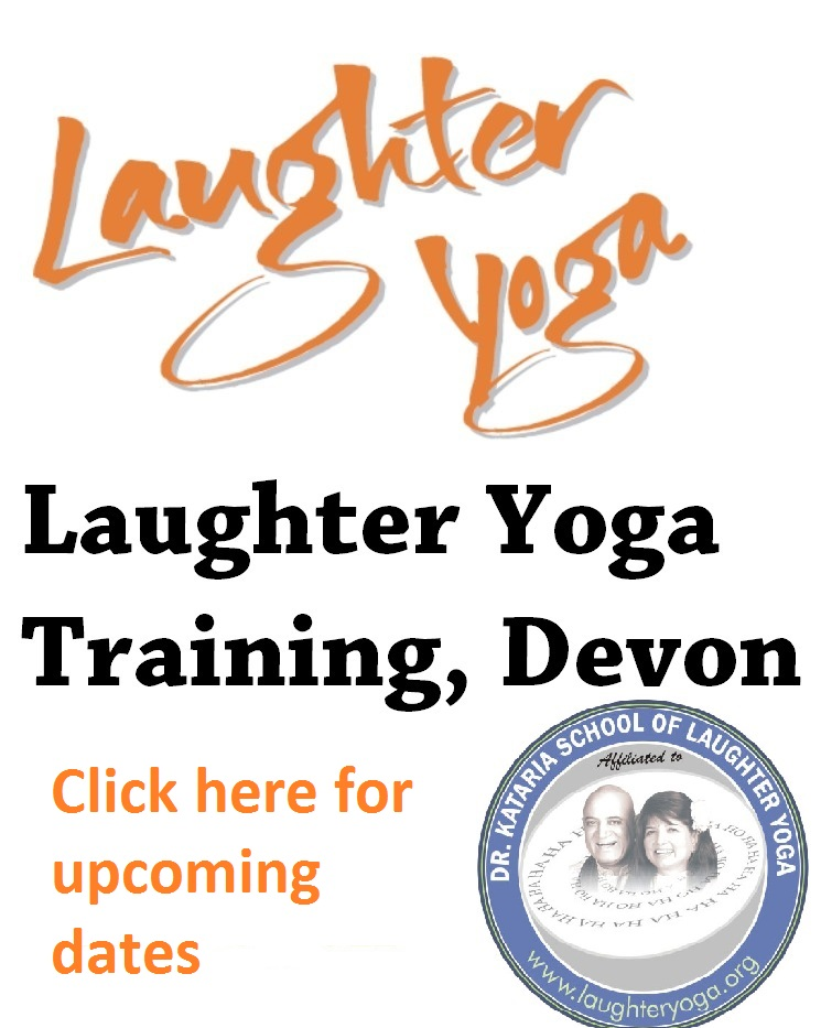 Laughter Yoga Leader training Devon
