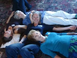 Laughter Yoga Carpet